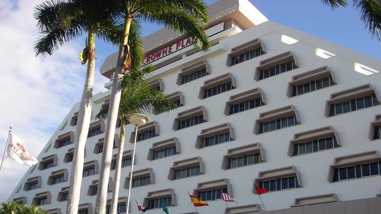 尼加拉瓜馬拿瓜皇冠廣場飯店