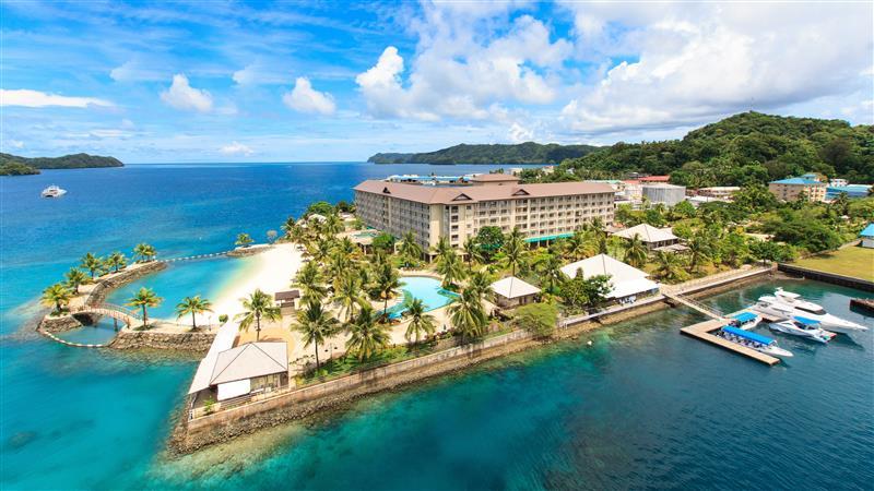 帛琉老爺酒店